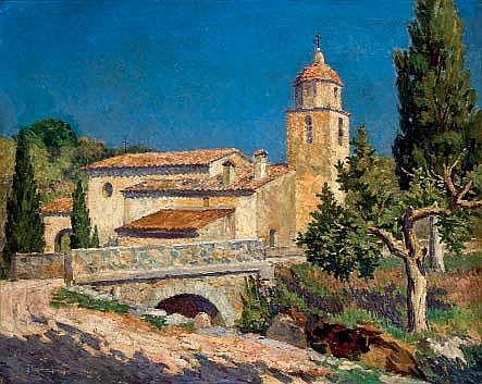 JOAQUÍN CAPULINO JÁUREGUI (Málaga, 1879 - Granada,