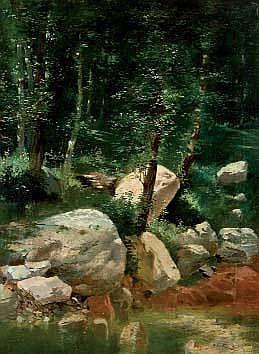 JUAN MARTÍNEZ ABADES (Gijón, 1862 - Madrid, 1920)