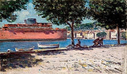 JOSE ARPA (Carmona,Sevilla, 1860 - Sevilla, 1952)