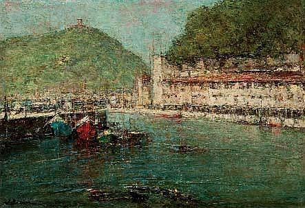 ALVE VALDEMI DEL MARE (Cremona, 1885 - Barcelona,