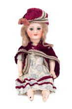 A French doll, first half 20th C.