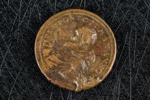 Medalla Pío V, Vaticano, Batalla de Lepanto
