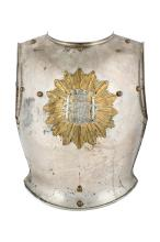 A Spanish II Republic breastplate