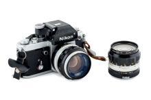 A Nikon F2 Camera