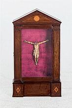 Spanish School 19-20th C.The Crucifixion