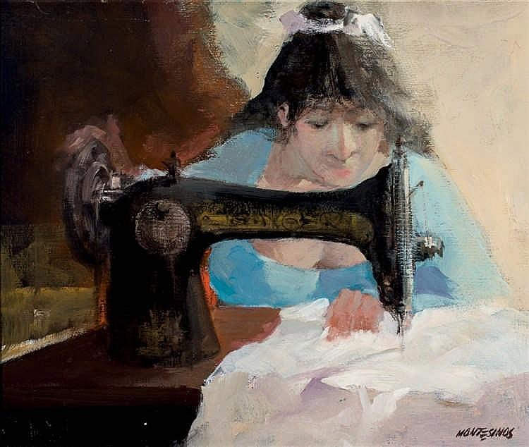 Juan Montesinos. Dressmaker