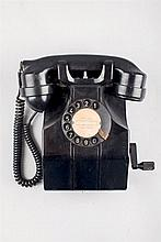 German phone. Around 1945