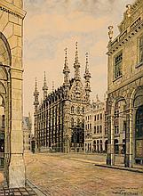 R. Neve de Mevergnies. Leuven