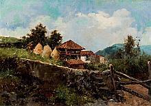 Eugenio Oliva. Landscape