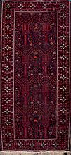 An Iranian Belouch wool rug