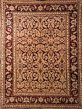 An Indian Agra Rug