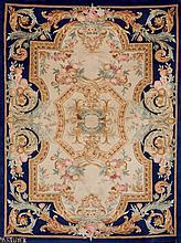 An Spanish wool rug. Miguel Stuyck
