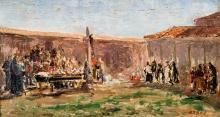 Alejandro Ferrant. The bury