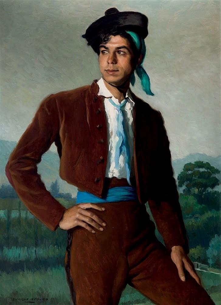 Enrique Segura. Bandit