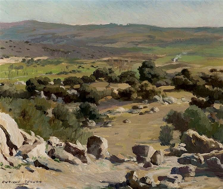 Enrique Segura. Landscape