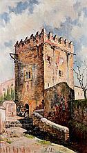 Emilio Millán Ferriz. Tower of Granada