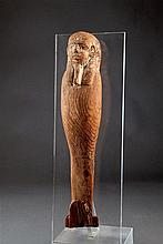 Egytian Ptah FIgure. After 600 a.D