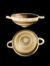 A Greek Kylix, 4th C. B. C.
