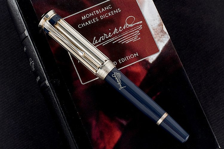 Montblanc Charles Dickens