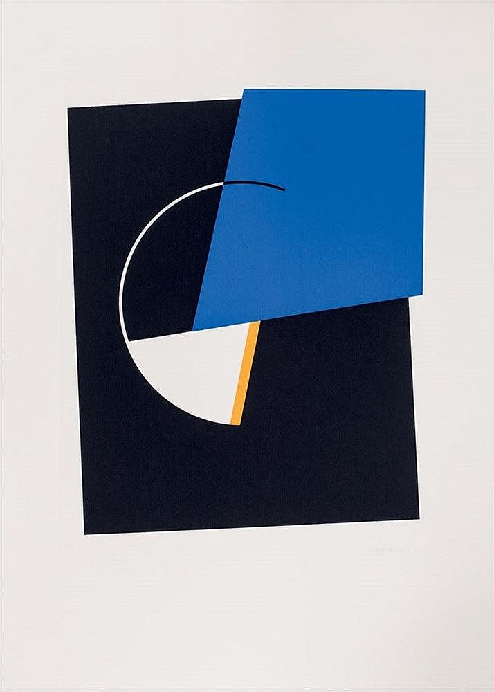 Carlos Evangelista. Geometrical composition