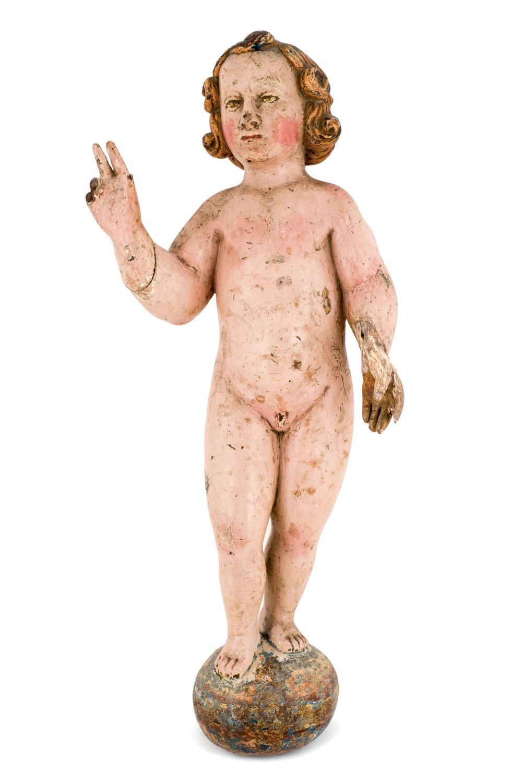 Salvator Mundi. Europe. 16-17th century