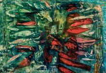 Eduardo Sanz Fraile. Marine deep