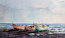 José Lull. Boats