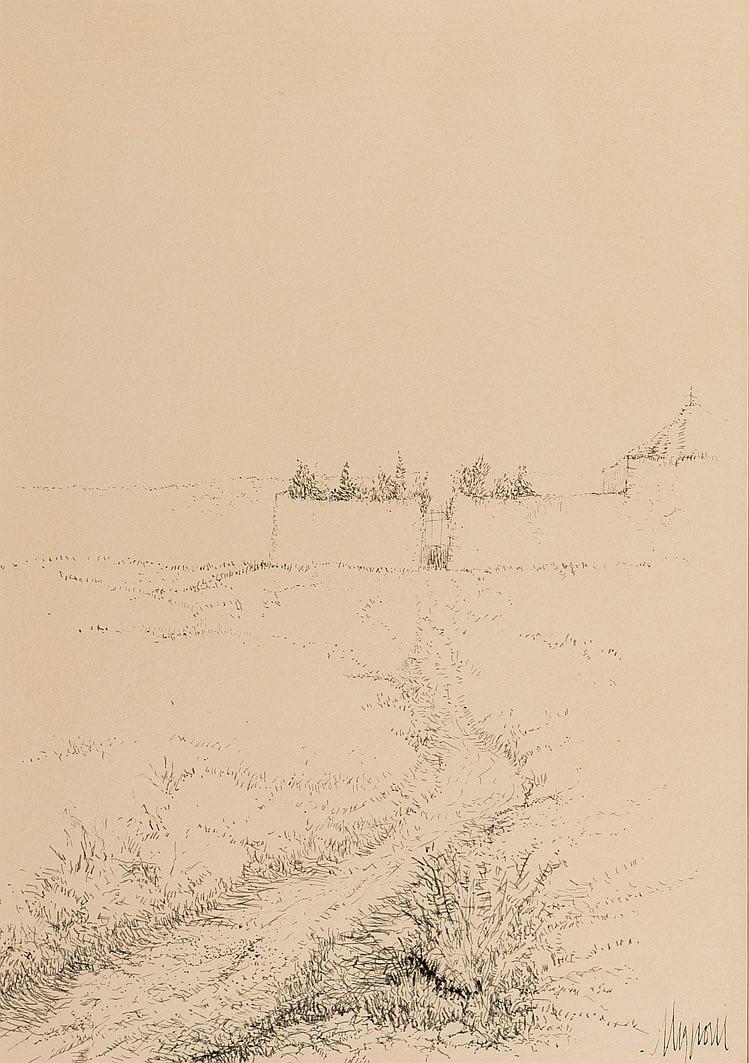 Fernando Mignoni. Landscape