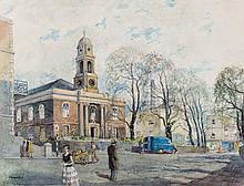 Eustace P. E. Nash. View of London