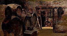 Spanish School, 19th-20th C. Cellar