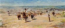 Emilio Álvarez. The Cattle Fair