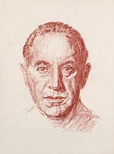 Spanish School 19th-20th C. Portrait