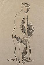 Pedro Bueno. Female Nude