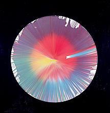 Damien Hirst. Spin