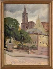 Seebach, Lothar von 1853 Offenburg - 1930 Straßburg