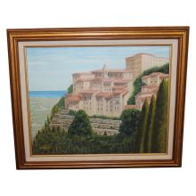 Italian Oil Painting - SIGNED