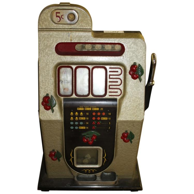 slot machine for sale in nj