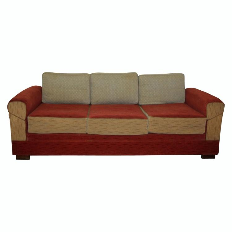 Mohair daybed with storage unit for Furniture auctions uk