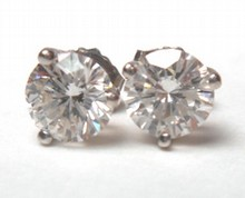 1.20ct Diamond Stud Earrings