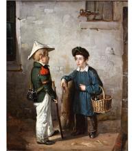 Hendrik Joseph DILLENS ( 1812 - 1872)