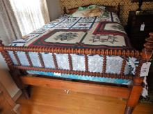 Victorian Spool Bed