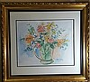 Raoul Dufy (attrib)-Water color on paper- Size: 22