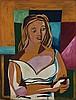 Attributed to: EMILIANO DI CAVALCANTI (Brazilian, 1897-1976), Emiliano
