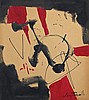 Attributed to ROBERT MOTHERWELL (American, 1915-1991), Robert Motherwell, $1,000