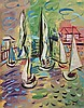 Attributed to: RAOUL DUFY (French, 1877-1953), Raoul Dufy, $1,500