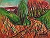 Attributed to: EDVARD MUNCH (Norwegian, 1863-1944), Edvard Munch, $1,500