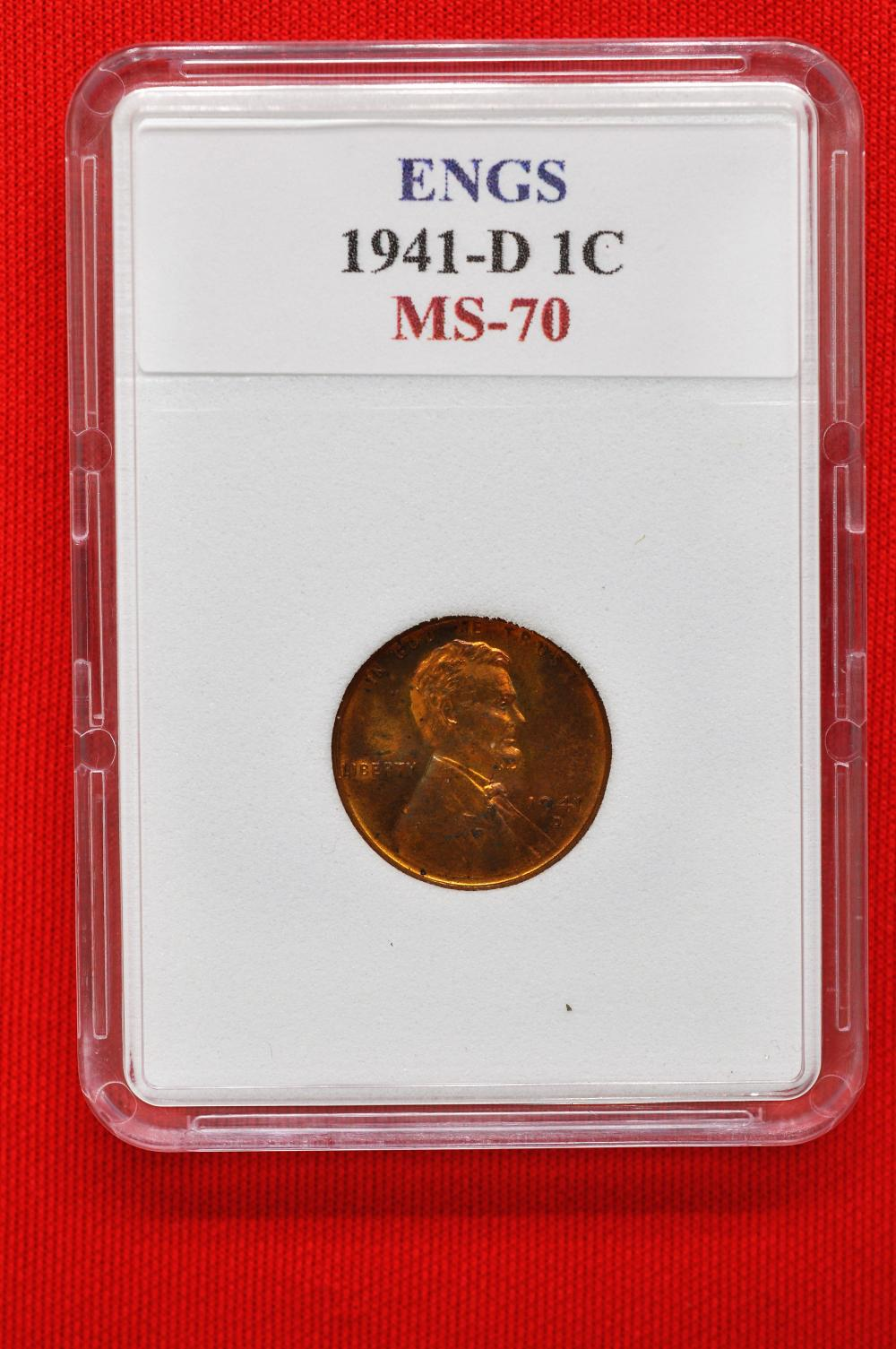 Lincoln Penny Values