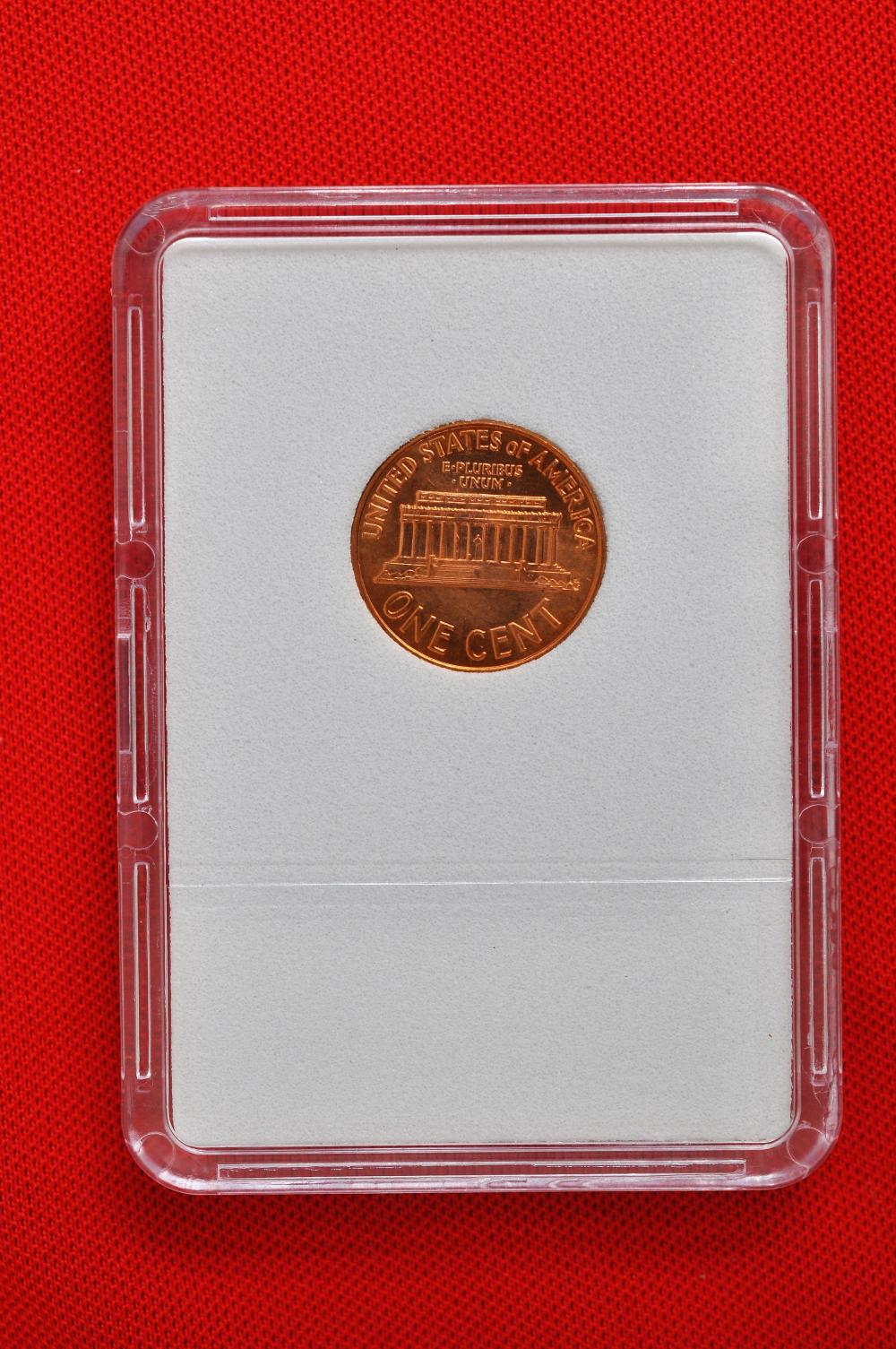 ENGS 1963-D MS-70 Lincoln Memorial Penny/Cent