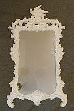 LARGE REPRODUCTION 18TH CENTURY ROCOCO MIRROR