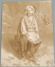 c1920 Theatre Photo of E. H. Sothern as Jaques in
